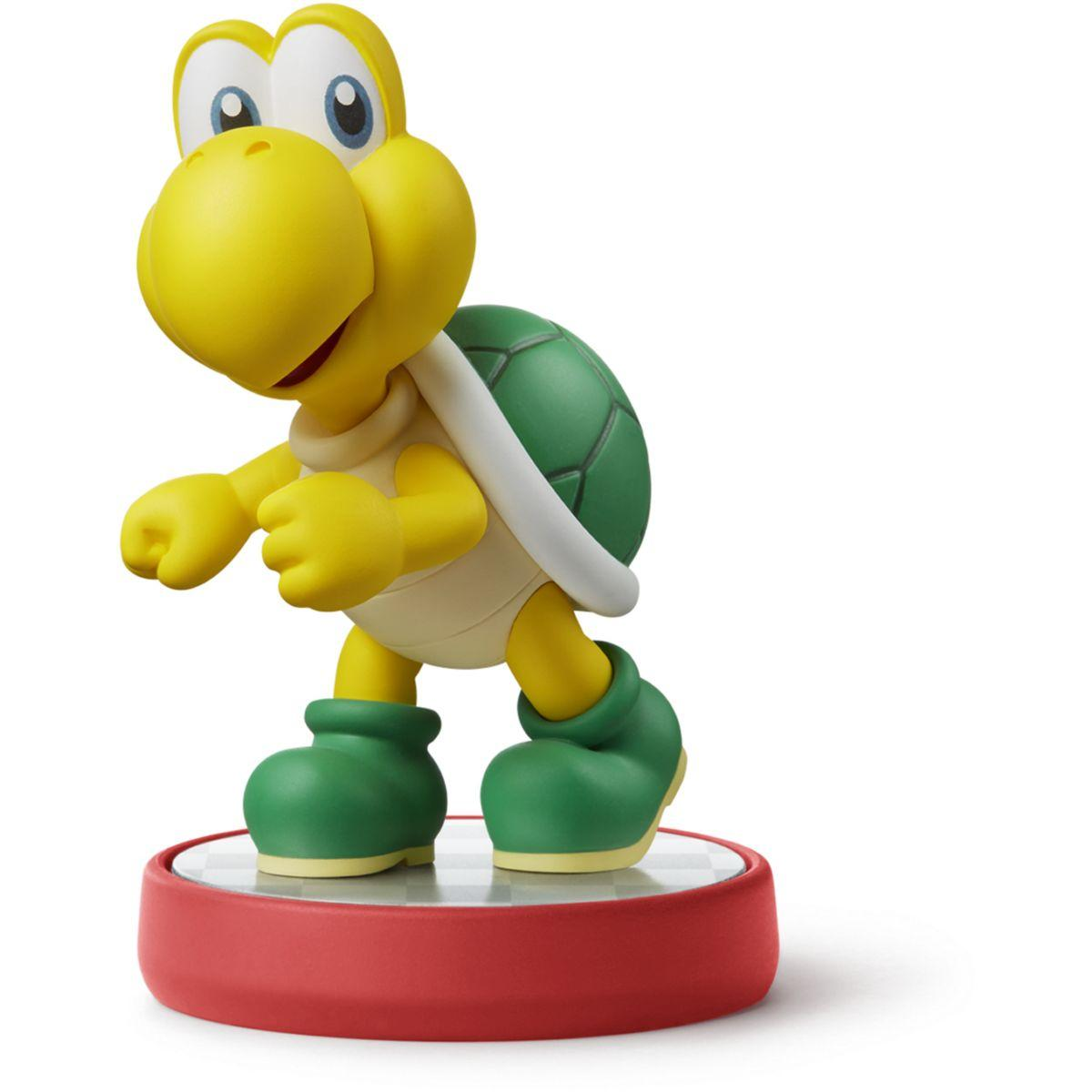 Figurine nintendo amiibo koopa troopa (photo)