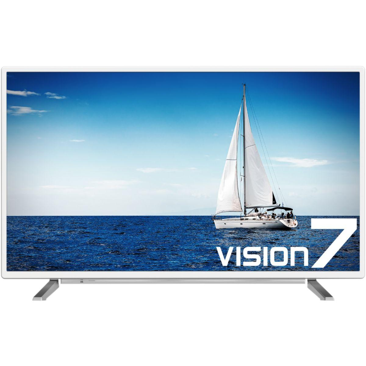 Tv grundig 49vlx7730wp - 2% de remise imm�diate avec le code : noel2 (photo)
