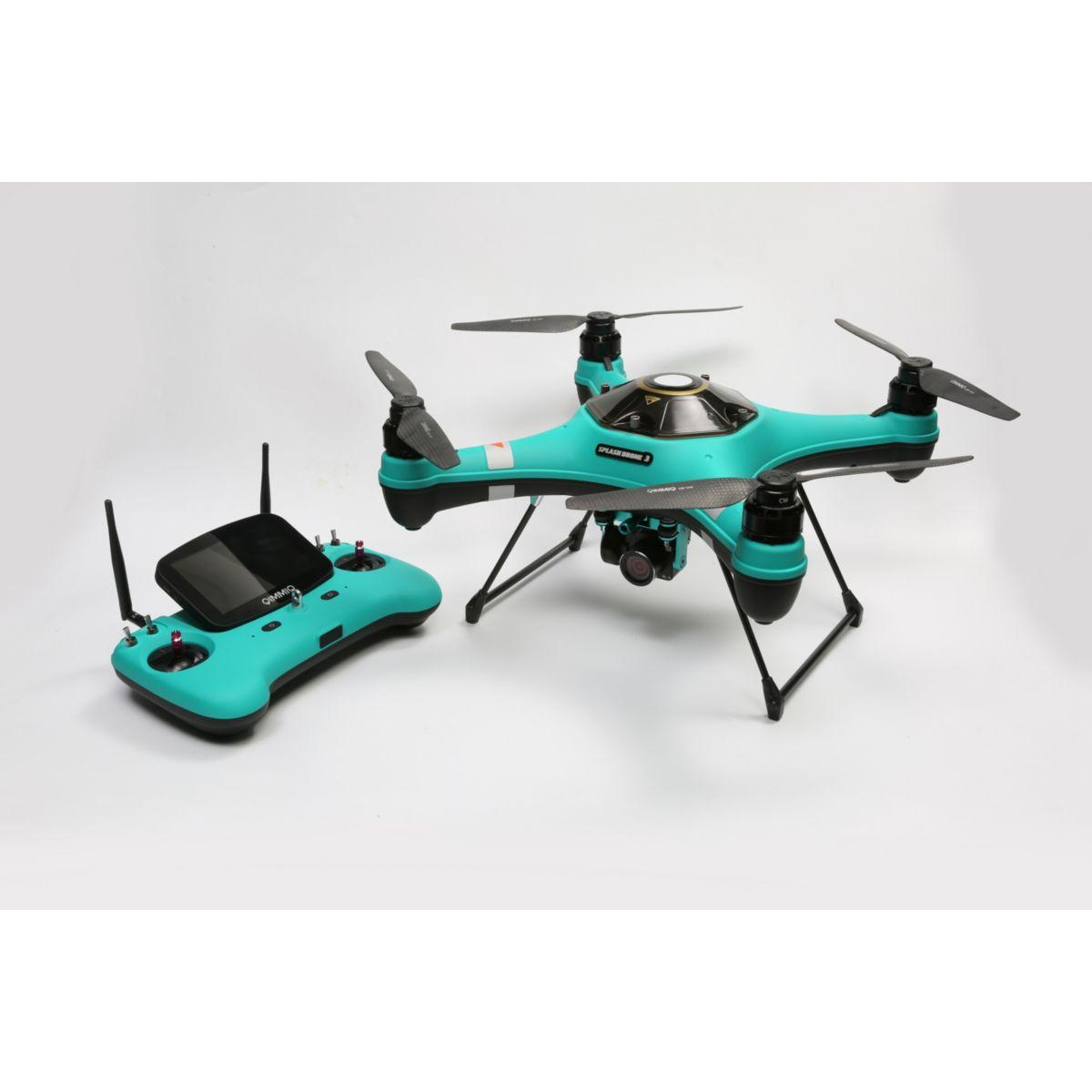 Drone qimmiq splash drone 3 - 15% de remise imm�diate avec le code : deal15 (photo)