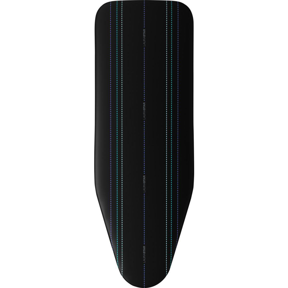 Housse table � repasser laurastar universal cover smart noir - livraison offerte : code