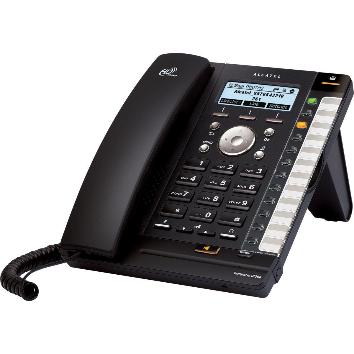 T�l�phone ip alcatel temporis ip301g - 5% de remise imm�diate avec le code : automne5 (photo)