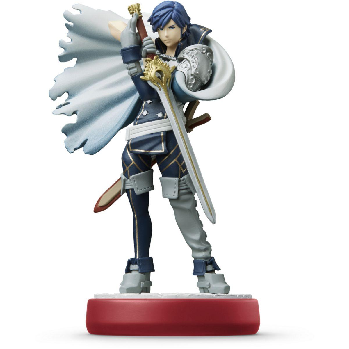 Figurine nintendo amiibo chrom (photo)