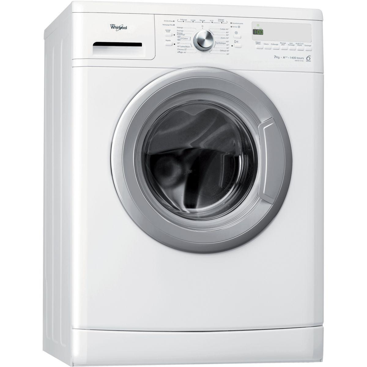 Ll front whirlpool awod4700 - 7% de remise : code gam7 (photo)