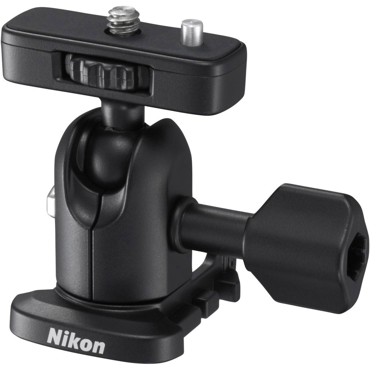 Adaptateur nikon rotule ball keymission (photo)