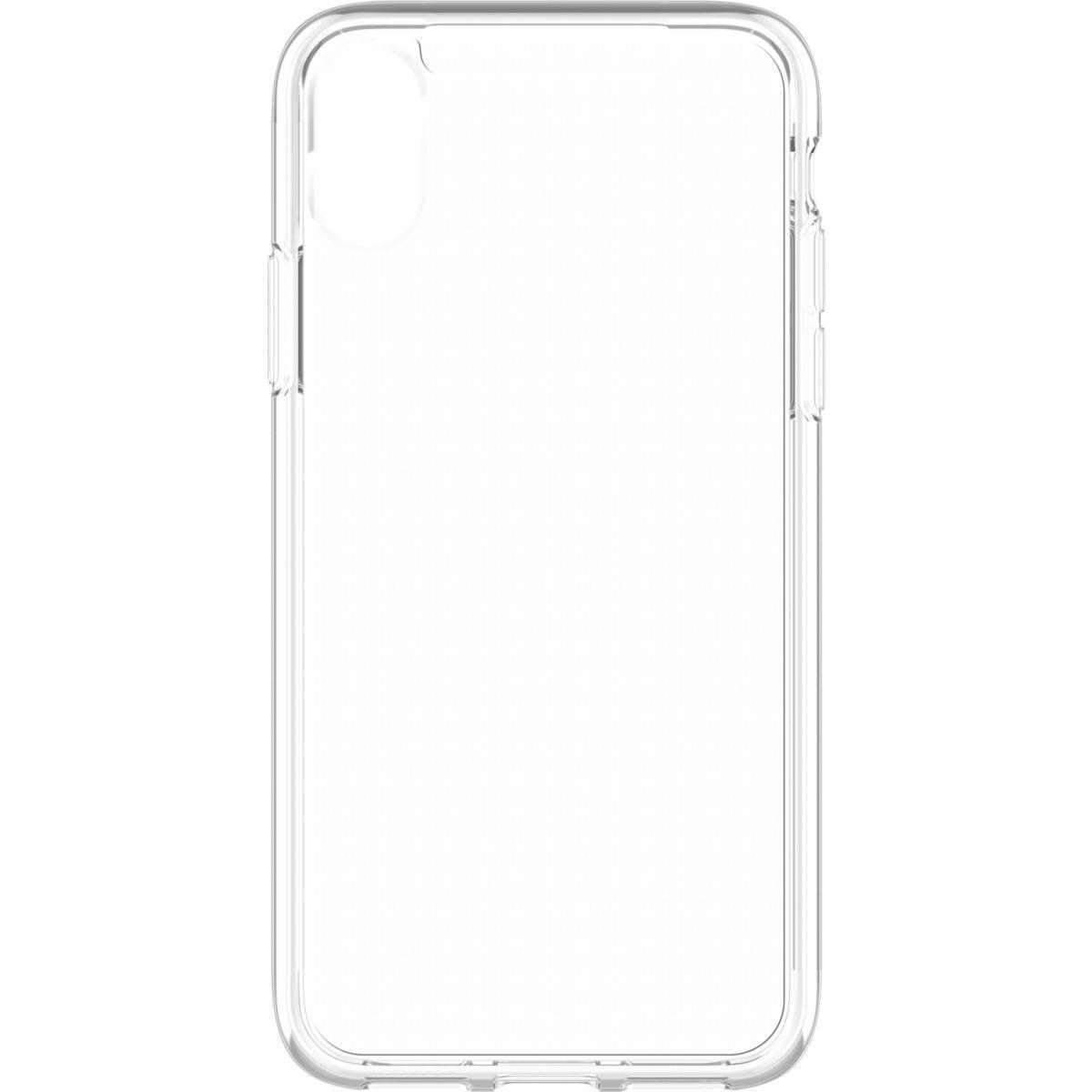 Coque + prot�ge �cran otterbox iphone x pack skin + verre tremp� - livraison offerte : code liv (photo)