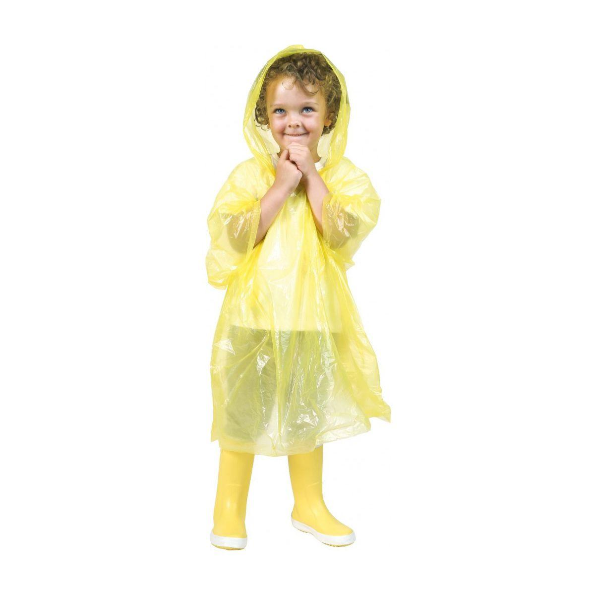 Go travel 2 capes de pluie enfant (photo)