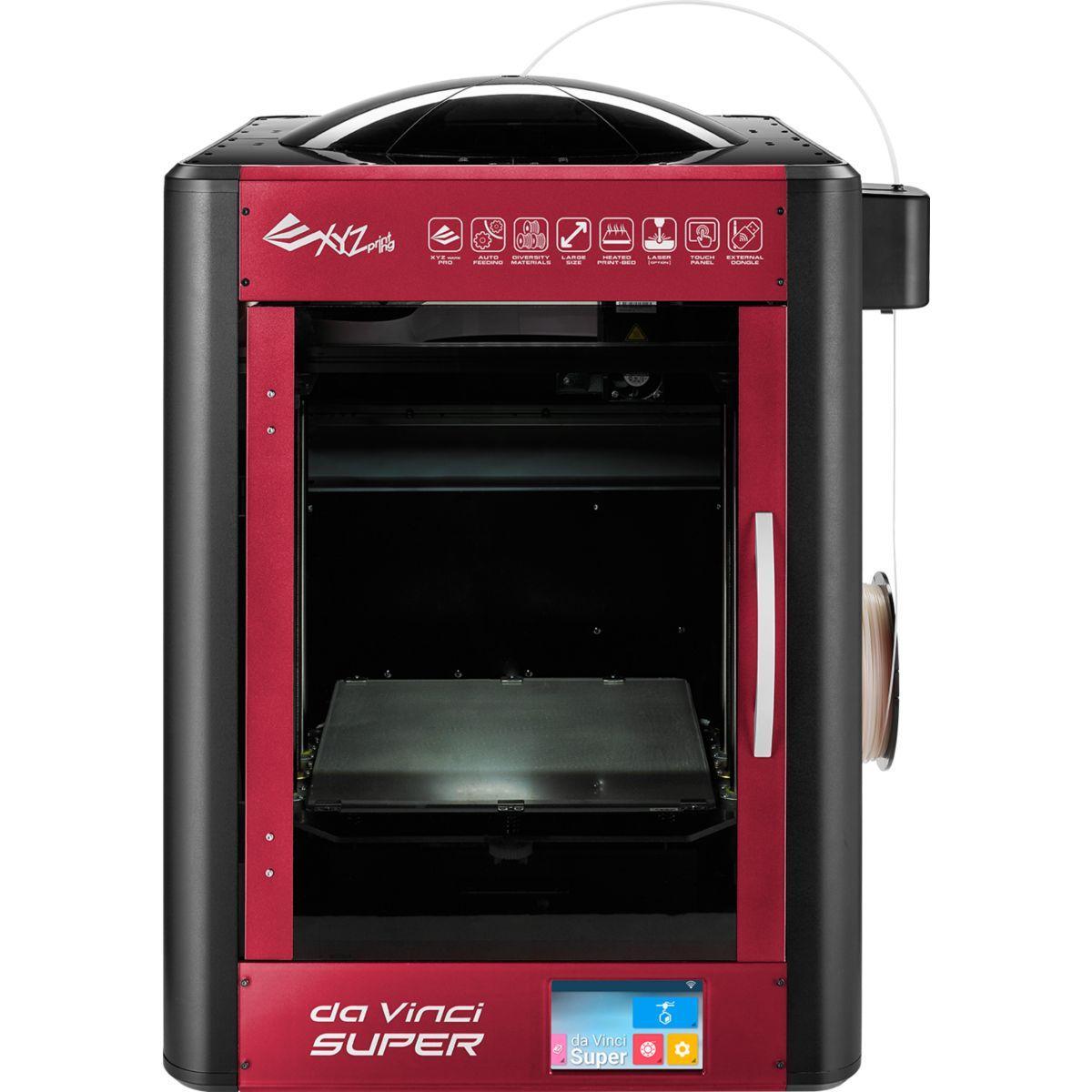 Imprimante 3d xyz printing da vinci super 1t�te - 15% de remise imm�diate avec le code : deal15 (photo)