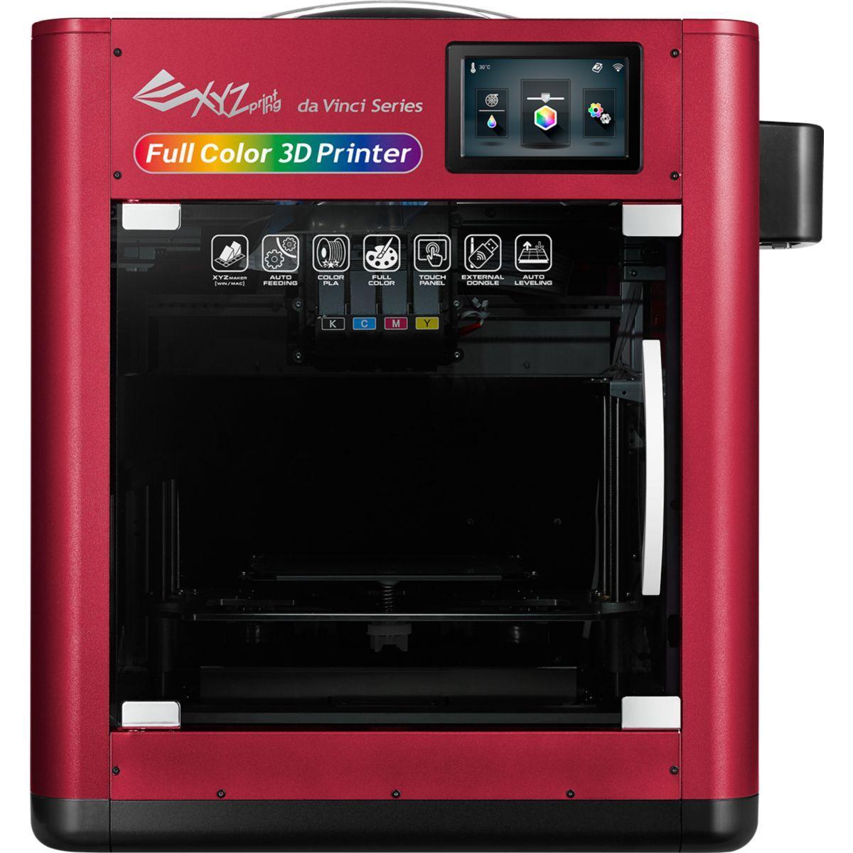 Imprimante 3d xyz printing da vinci color 1t�te - 15% de remise imm�diate avec le code : deal15 (photo)
