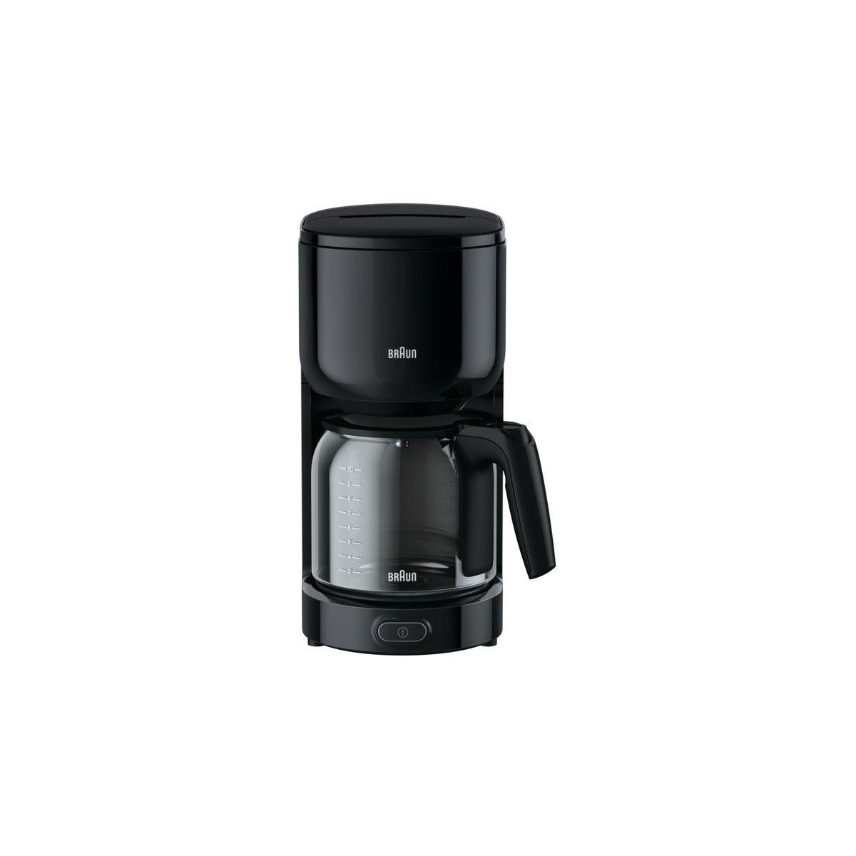 Cafeti�re filtre braun kf3120bk puraroma3 (photo)