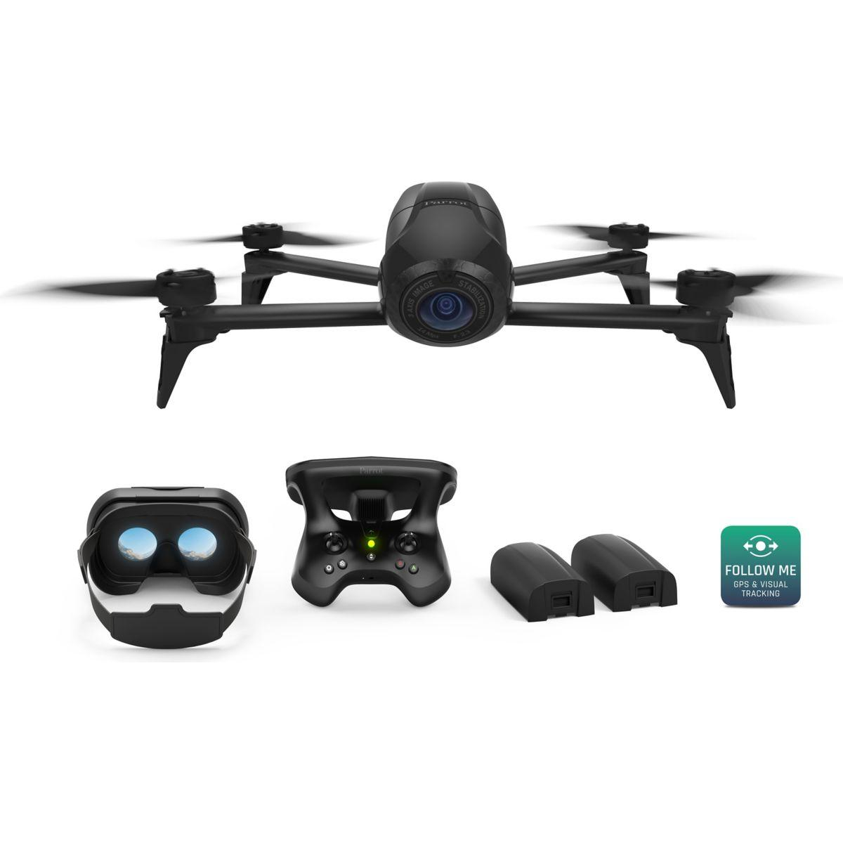 Drones parrot bebop 2 power - livraison offerte : code liv (photo)