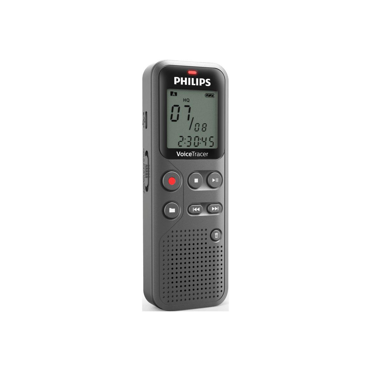 Dictaphone philips dvt1110 - livraison offerte : code liv