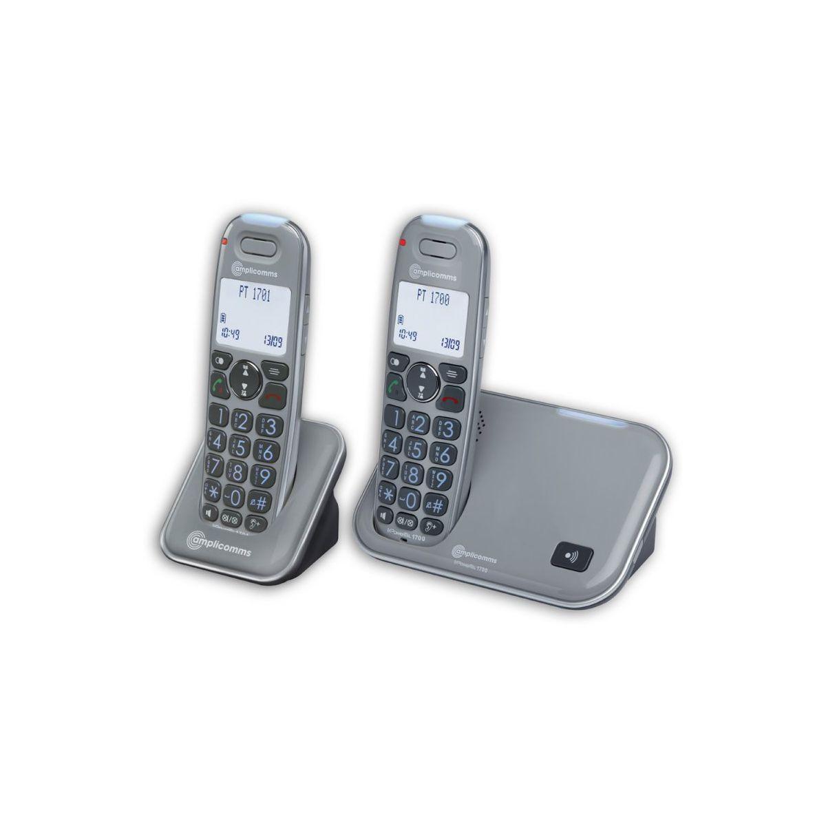 Pack amplicomms powertel 1702 (photo)