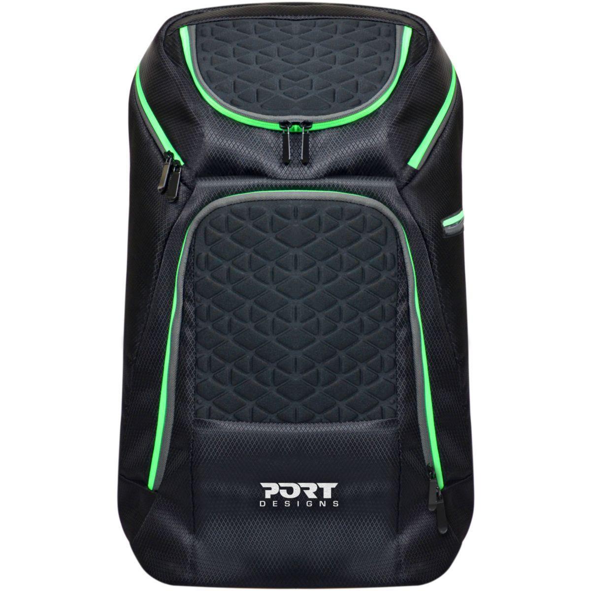 Sac � dos port gaming backpack 17' - livraison offerte : code premium