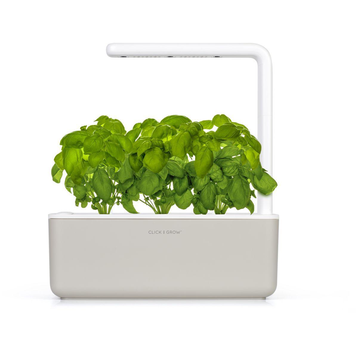 Jardin d'int�rieur click and grow smart garden 3 beige - 7% de remise imm�diate avec le code : priv7 (photo)