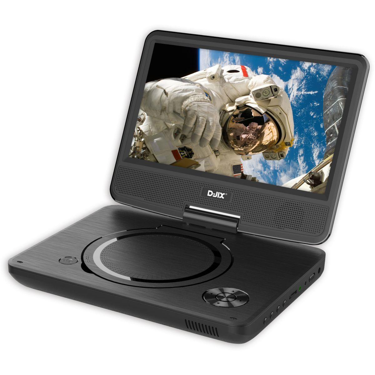 Dvd portable d-jix pvs 906-20 - 2% de remise imm�diate avec le code : fete2