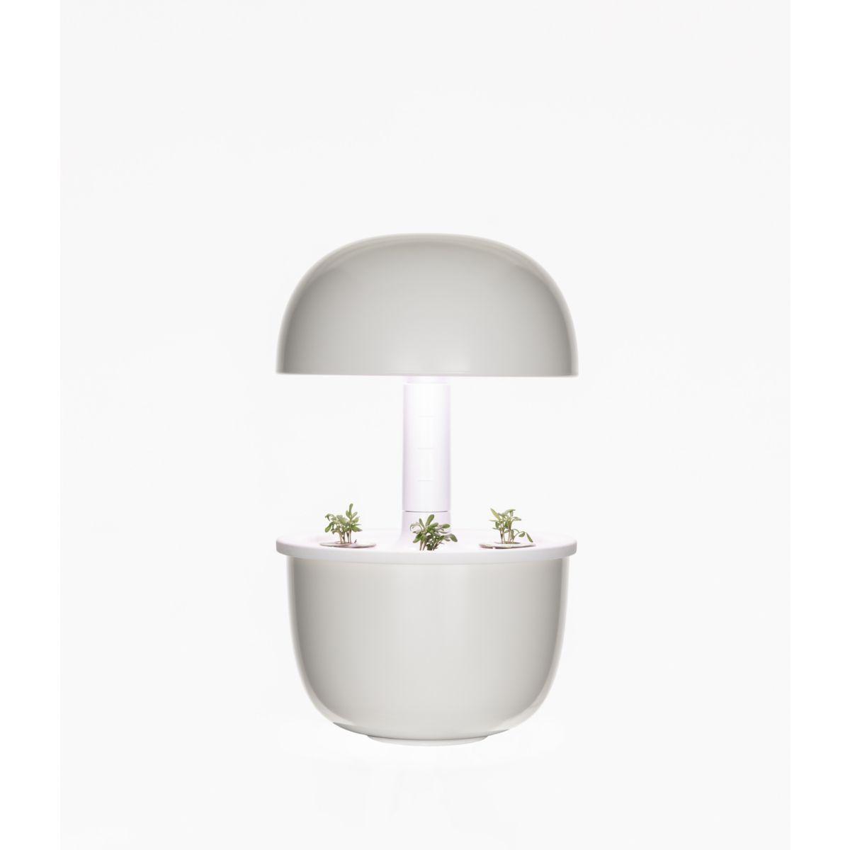 Jardin d'int�rieur plantui 3e smart garden blanc - livraison offerte : code liv (photo)