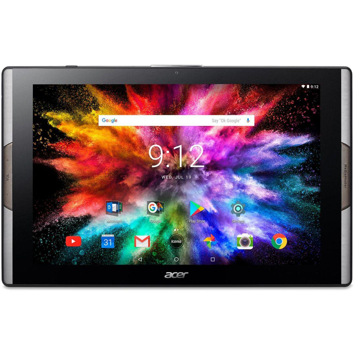 Tablette acer iconia one 10 ####a3-a50-k (photo)