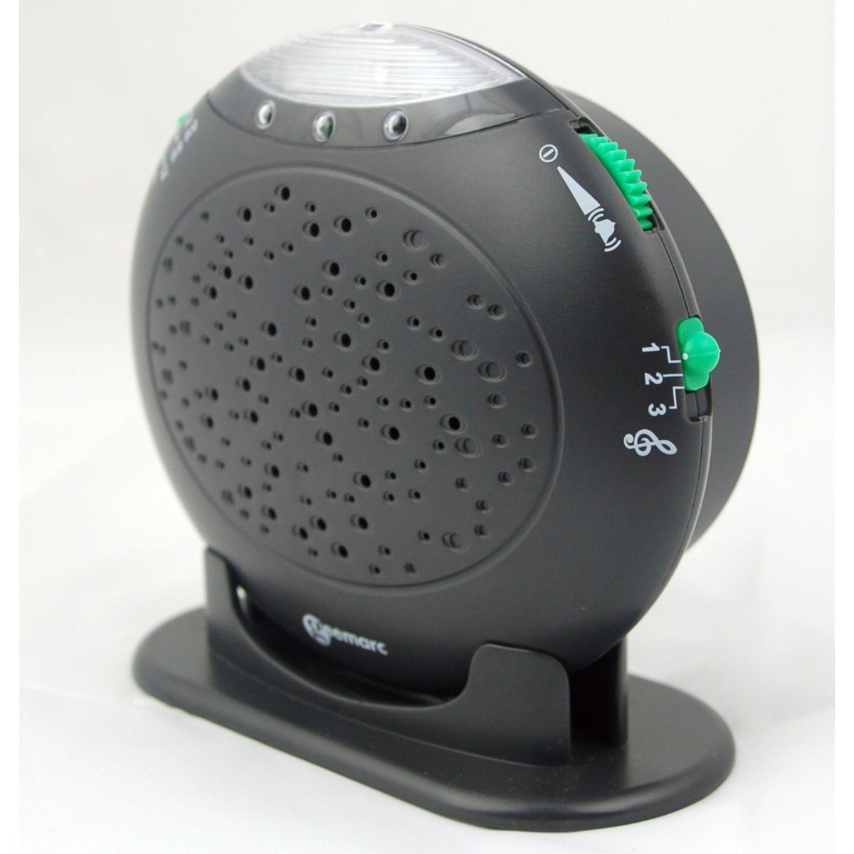 Accessoire aide auditive geemarc amplicall 10 noir - 2% de remise imm�diate avec le code : priv2 (photo)