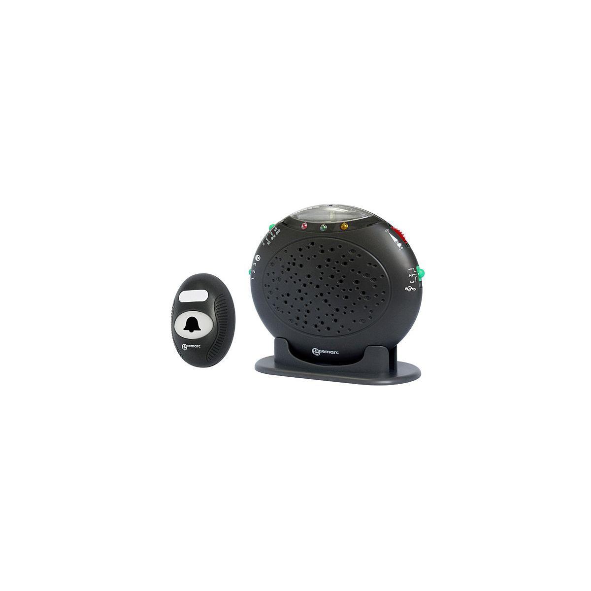 Accessoire aide auditive geemarc amplicall 20 noir - 7% de remise imm�diate avec le code : automne7 (photo)