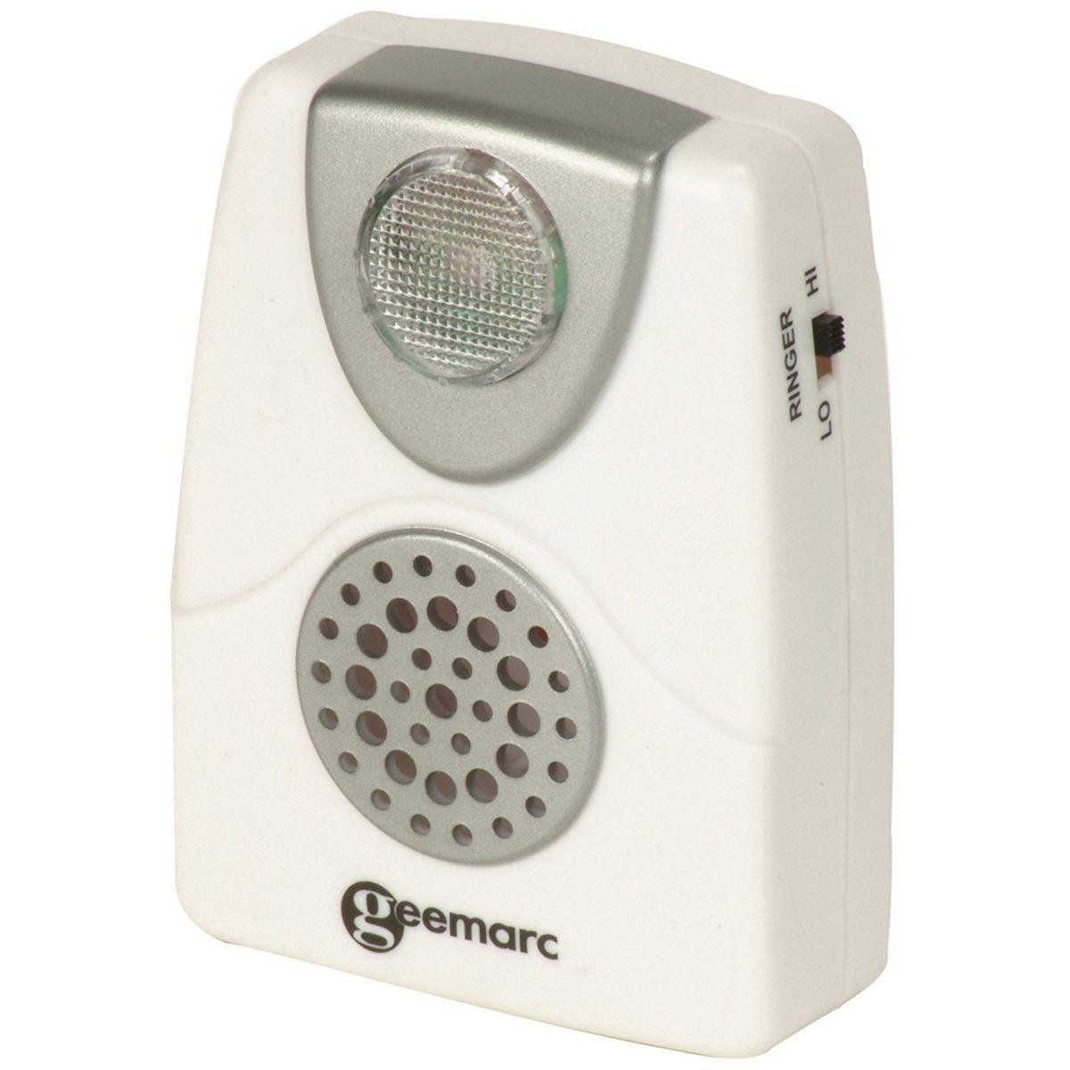 Accessoire aide auditive geemarc cl11 blanc - 2% de remise imm�diate avec le code : automne2 (photo)