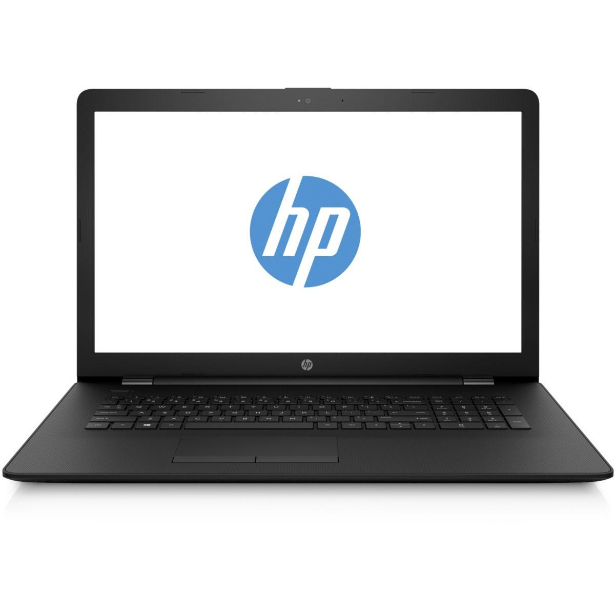 Pc portable hp 17-bs078nf (photo)