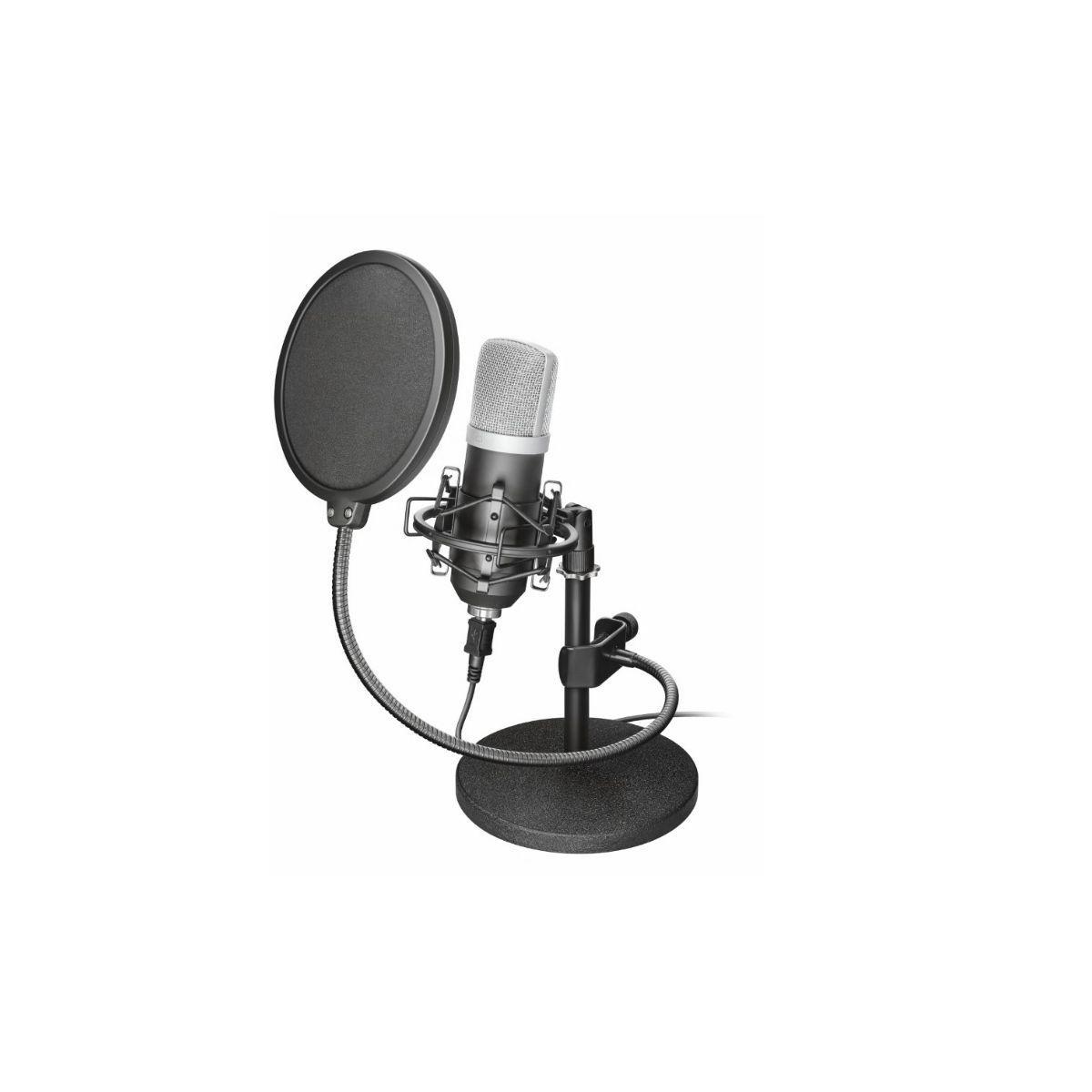 Micro trust emita microphone de studio usb - 15% de remise imm�diate avec le code : school15 (photo)
