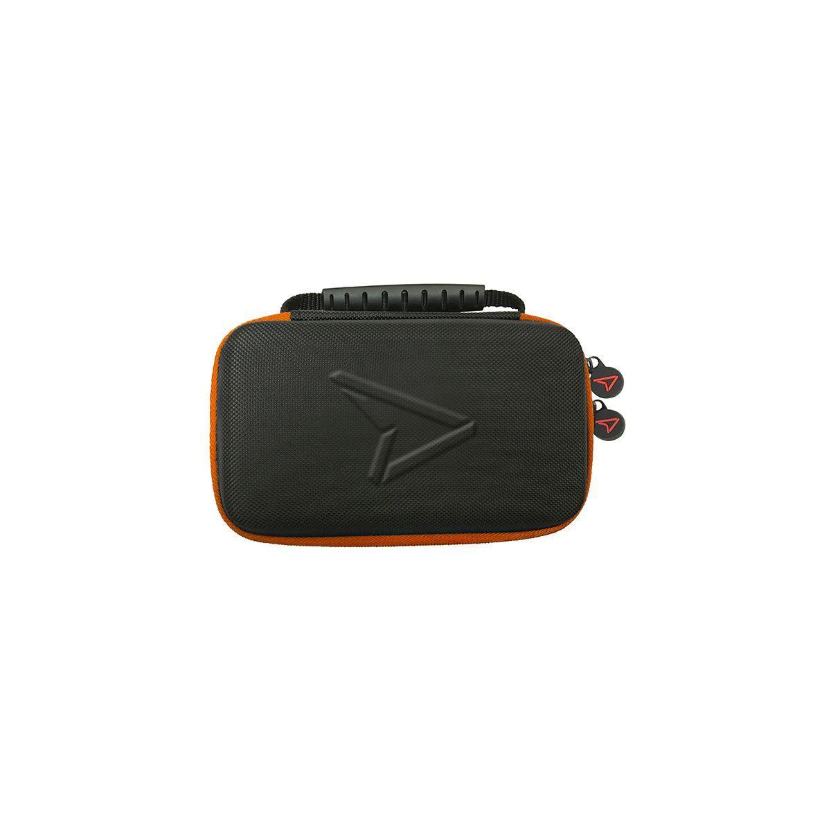 Housse de protection steelplay sacoche 2ds xl noire/orange - 2% de remise imm�diate avec le code : deal2 (photo)