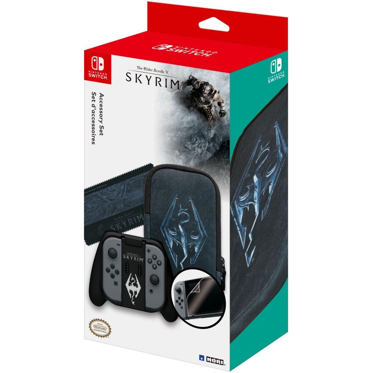 Acc. hori set d'accessoires skyrim (photo)