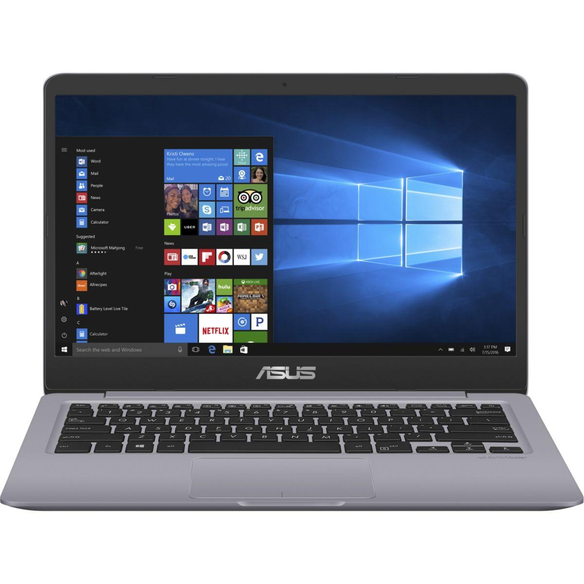 Portable asus s410un-eb081t (photo)