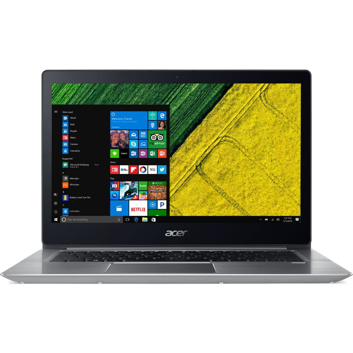 Portable acer swift sf314-52-70ar (photo)
