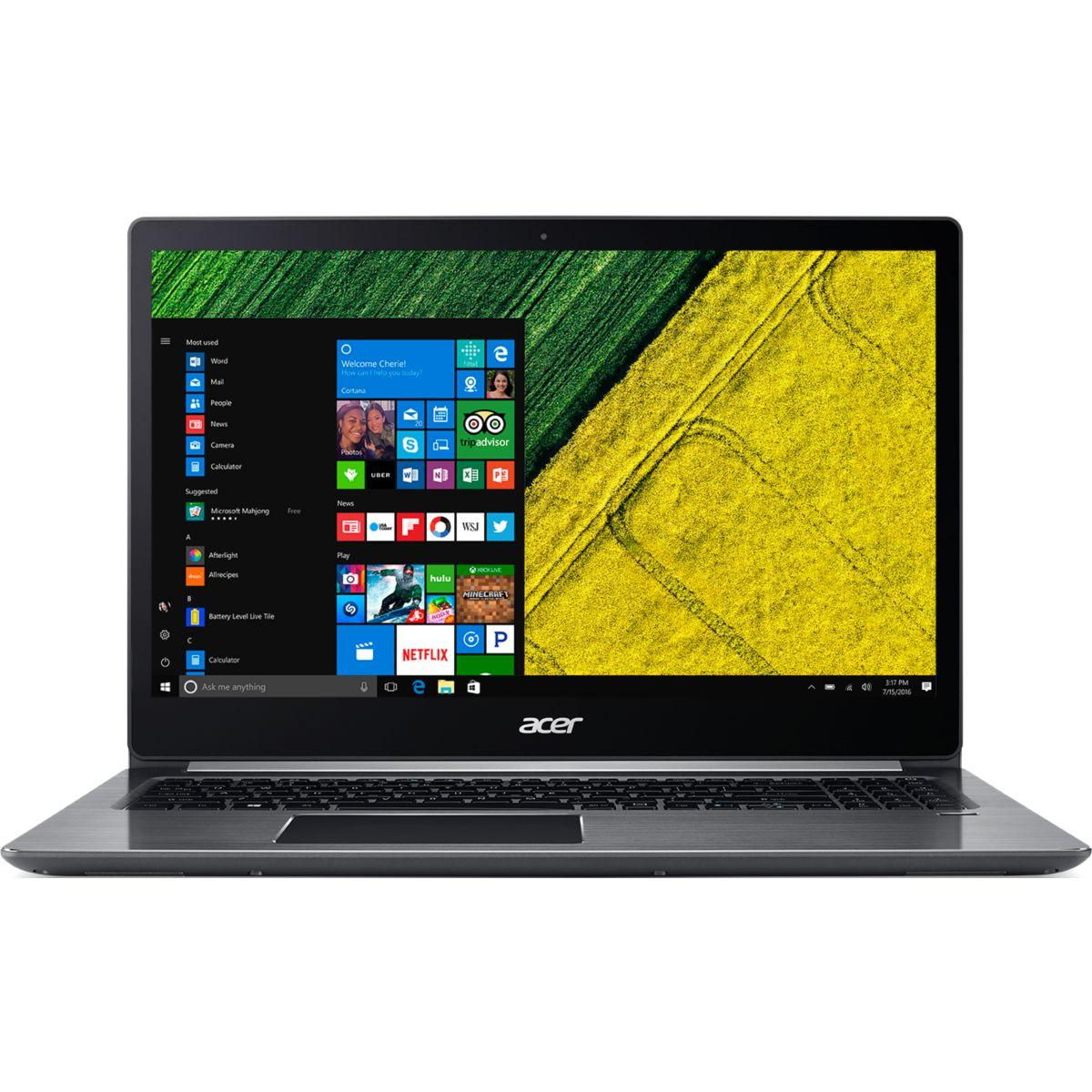 Portable acer swift sf315-51g-87hr - 2% de remise imm�diate avec le code : wd2 (photo)