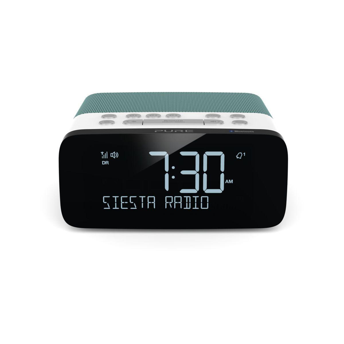 Radio r�veil pure siesta rise s mint - 20% de remise imm�diate avec le code : automne2