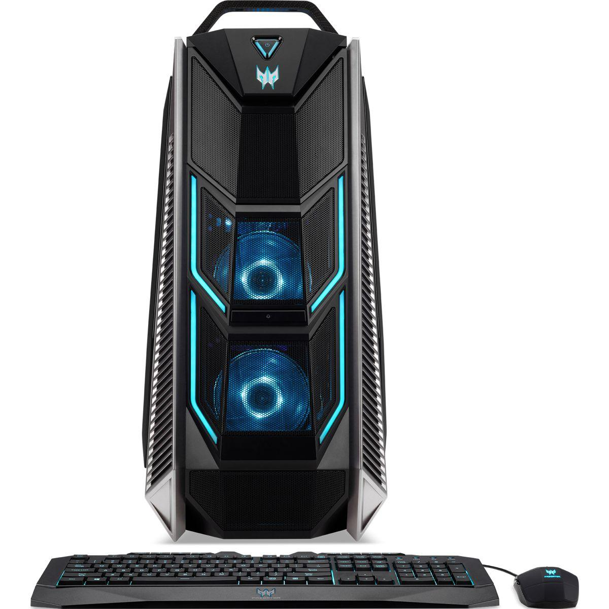 Pc gamer acer predator po9-900x - livraison offerte : code relay (photo)