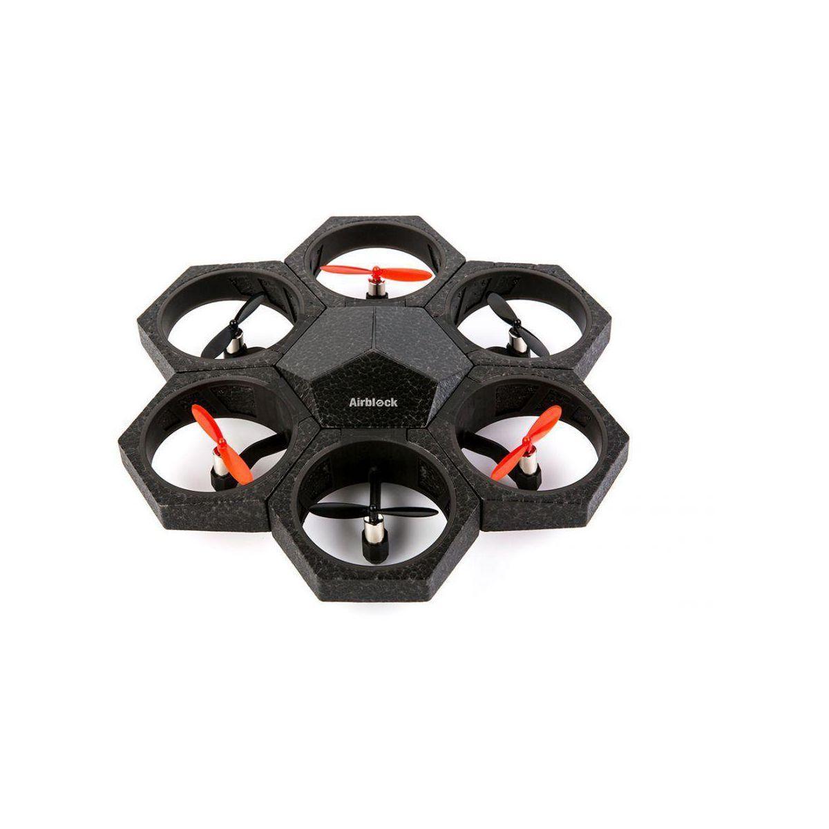 Robot connect� makeblock airblock drone - 7% de remise imm�diate avec le code : green7