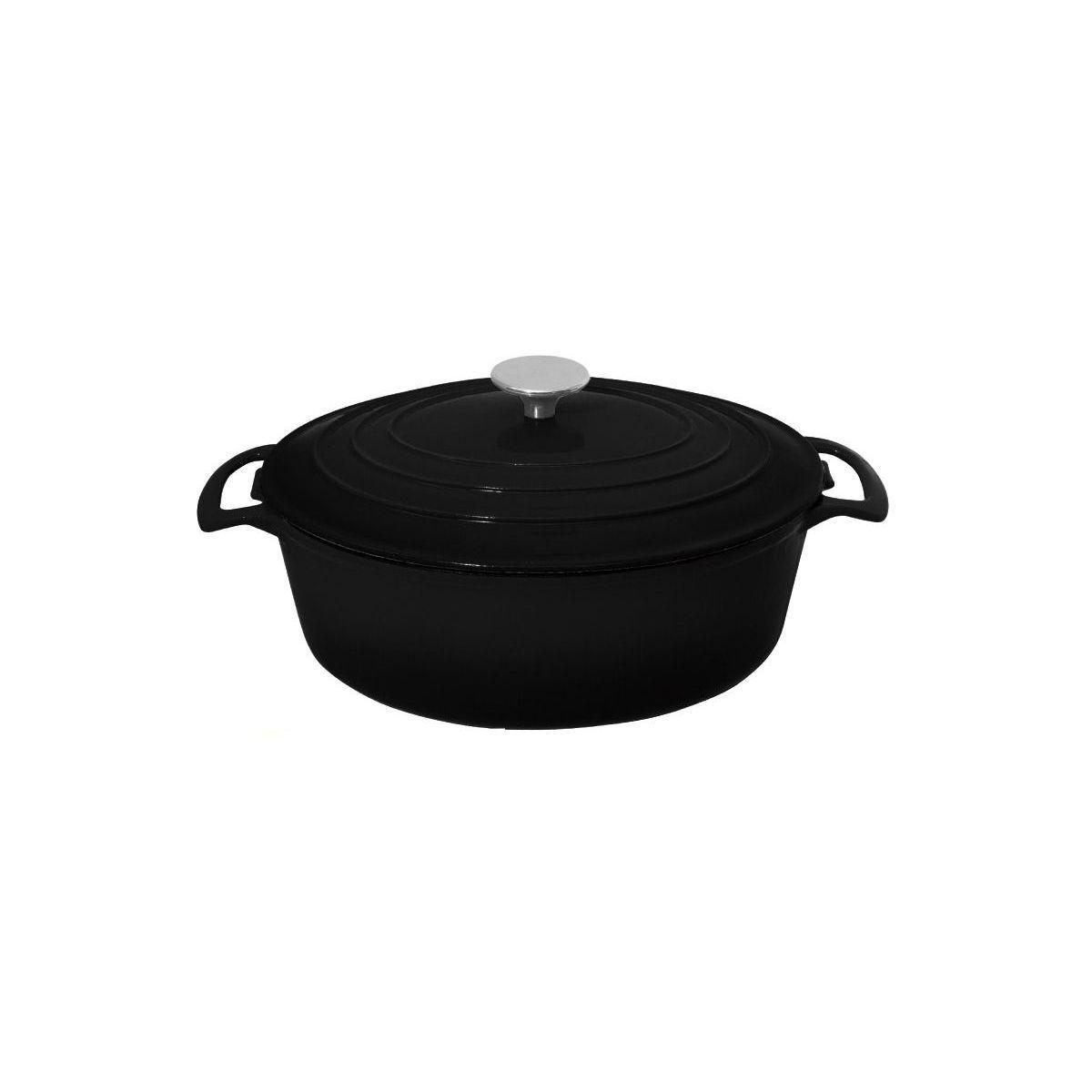 Cocotte ovale table & cook daubi�re font - 20% de remise imm�diate avec le code : noel20 (photo)
