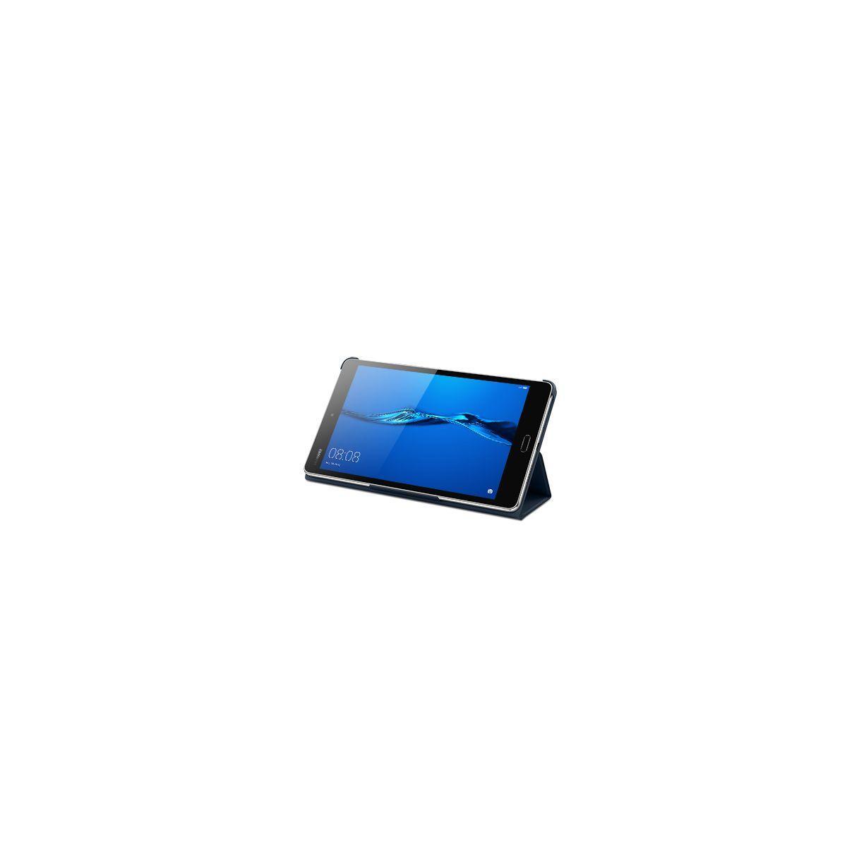 Etui tablette huawei mediapad m3 lite 10 blue - livraison offerte : code premium (photo)