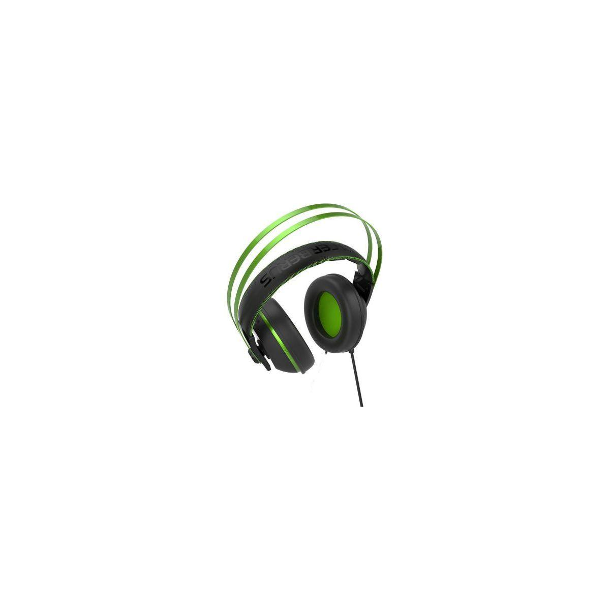 Casque gamer asus cerberus v2 vert - 2% de remise imm�diate avec le code : deal2