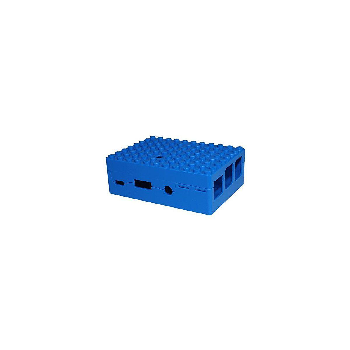 Boitier pc multicomp pi-blox bleu - 2% de remise imm�diate avec le code : school2 (photo)