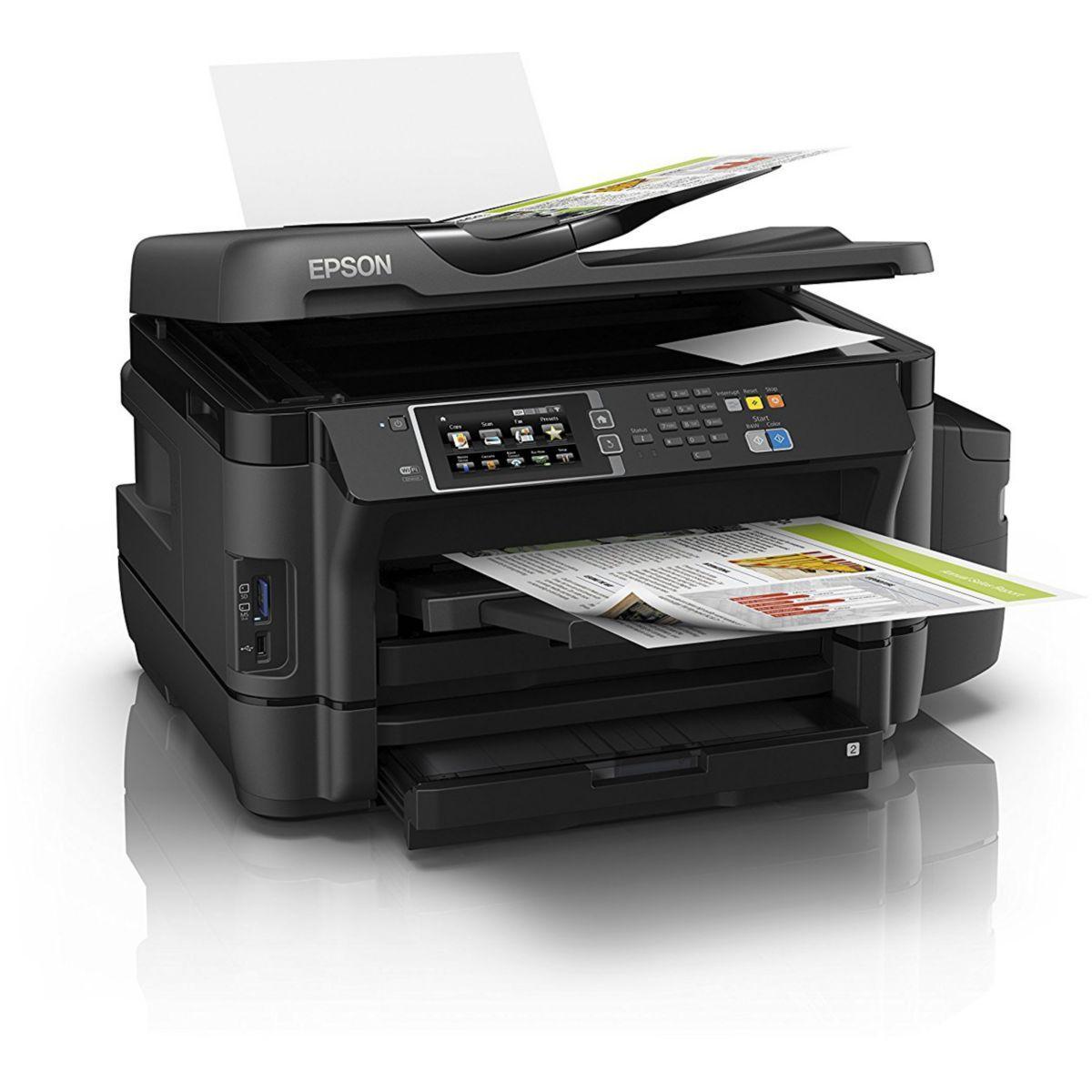 Imprimante jet d'encre epson ecotank et-16500 - livraison...