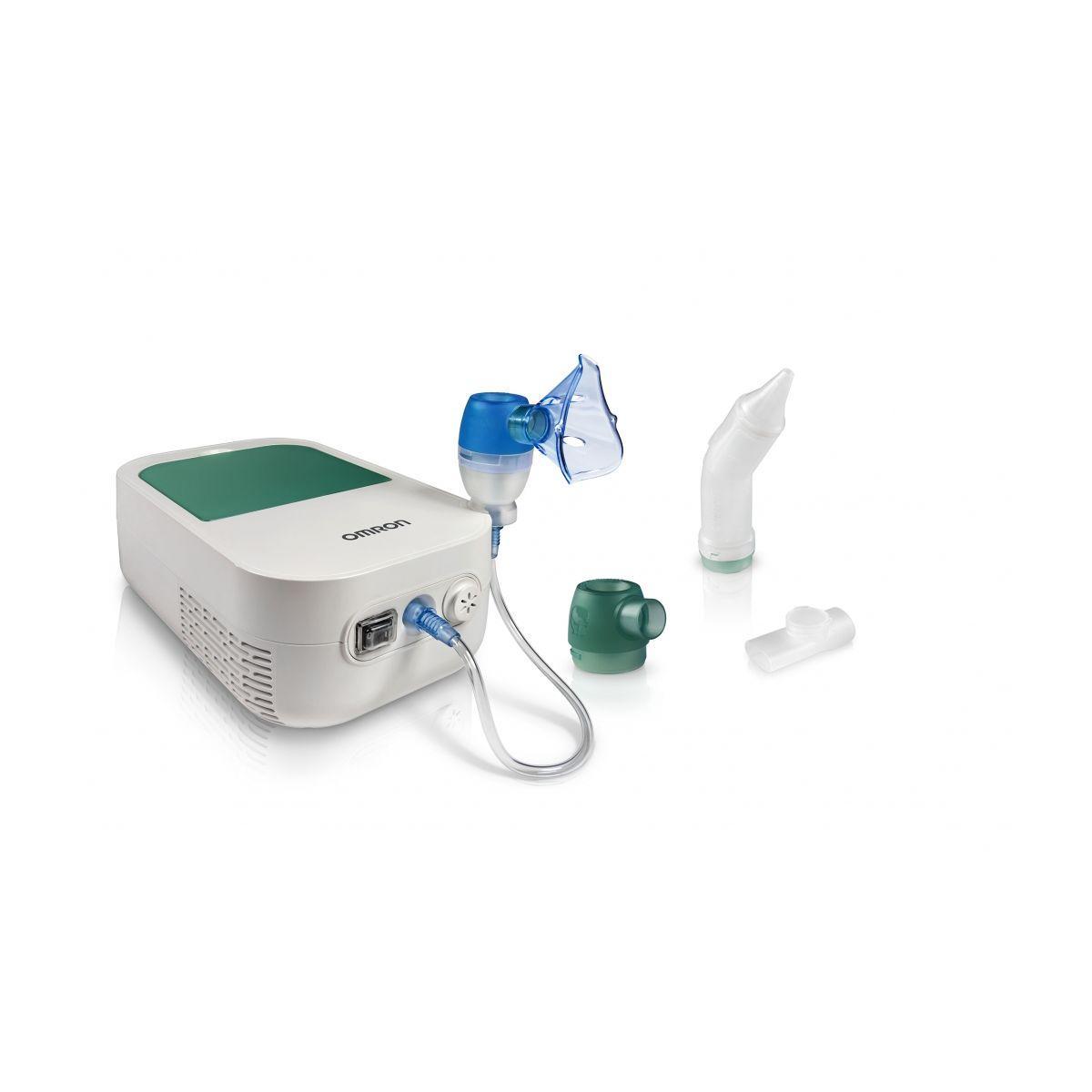 Aspirateur nasal et n�buliseur pour b�b� omron duo baby aspirateur nasal n�buliseur - livraison offerte : code premium (photo)