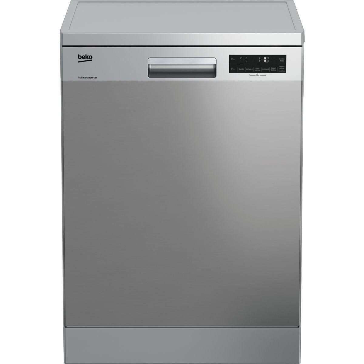 Lave vaisselle 60 cm beko dfn39432x - 20% de remise imm�diate avec le code : gam20