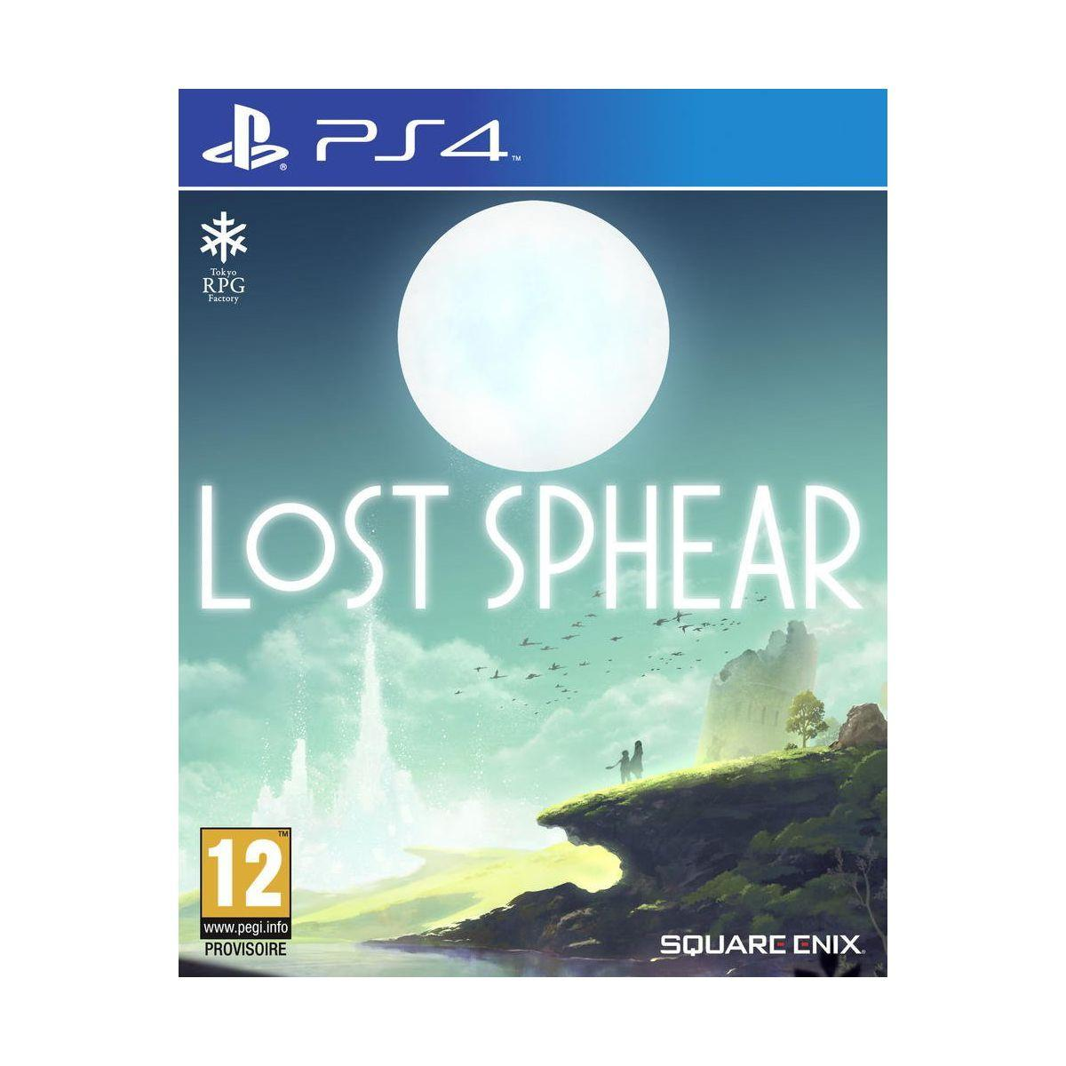 Jeu ps4 koch media lost sphear - 2% de remise imm�diate avec le code : priv2 (photo)