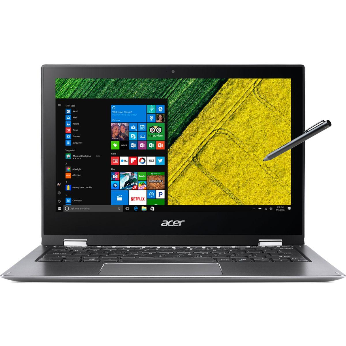 Portable acer spin sp111-32n-c6ss (photo)