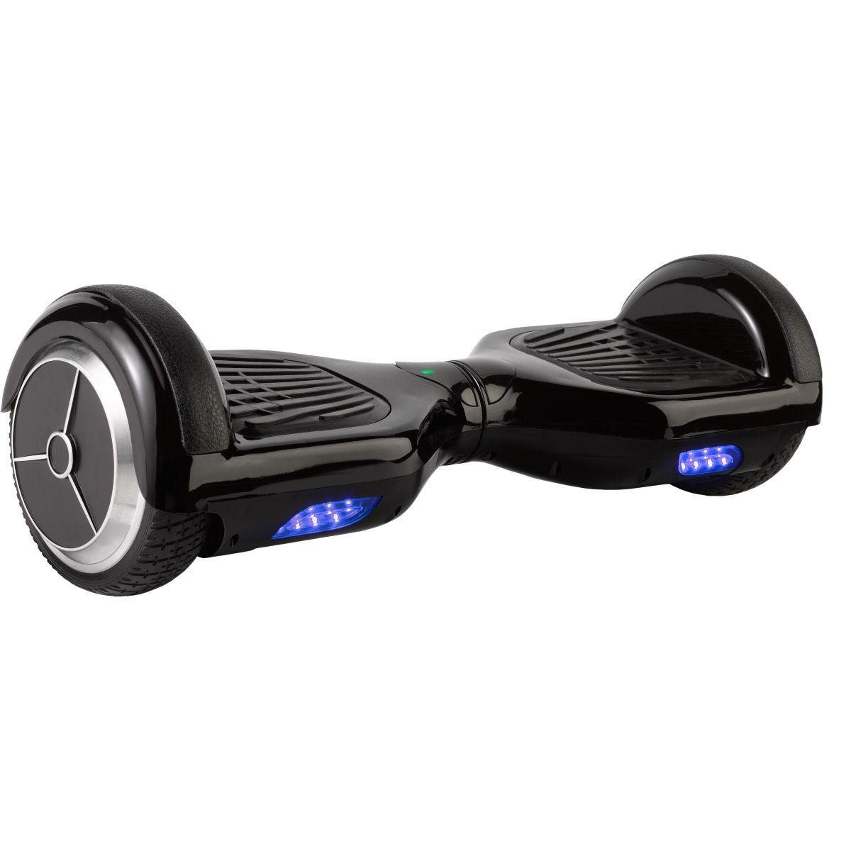 Hoverboard mp man sw100 black - 5% de remise imm�diate avec le code : priv5 (photo)