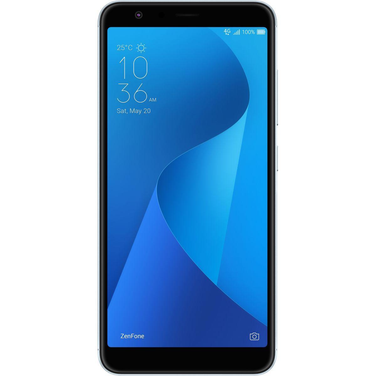 Smartphone asus zenfone max plus m1 bleu - 2% de remise imm�diate avec le code : fete2