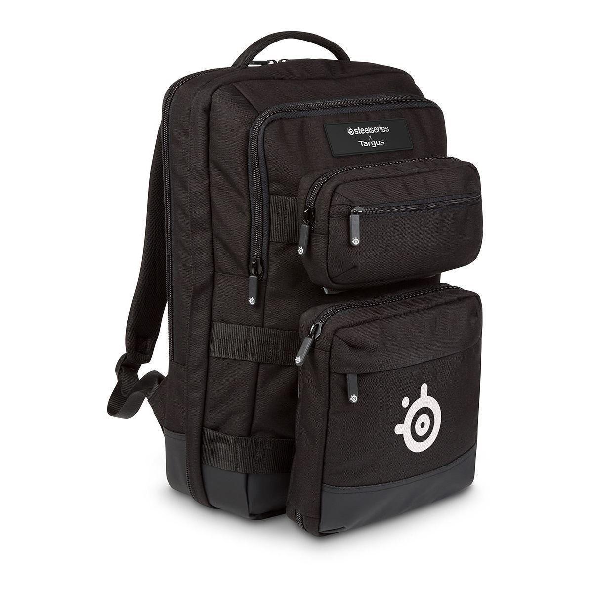 Sac � dos targus targus steelseries 17.3' backpack black - livraison offerte : code prem