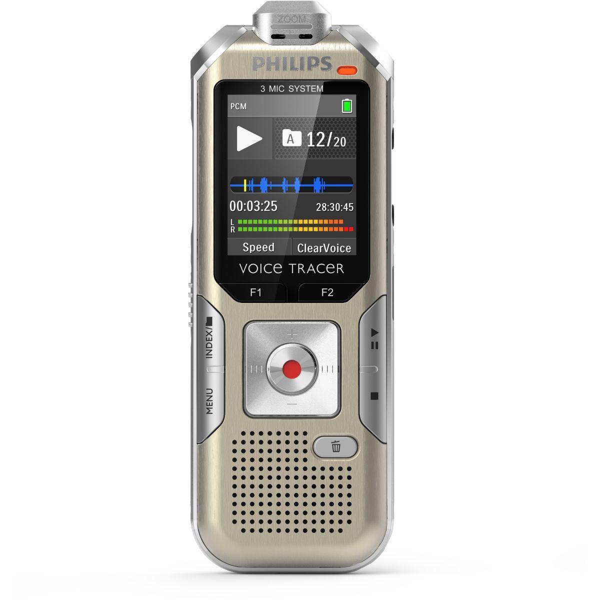 Dictaphone philips dvt6510 - 7% de remise imm�diate avec le code : school7 (photo)