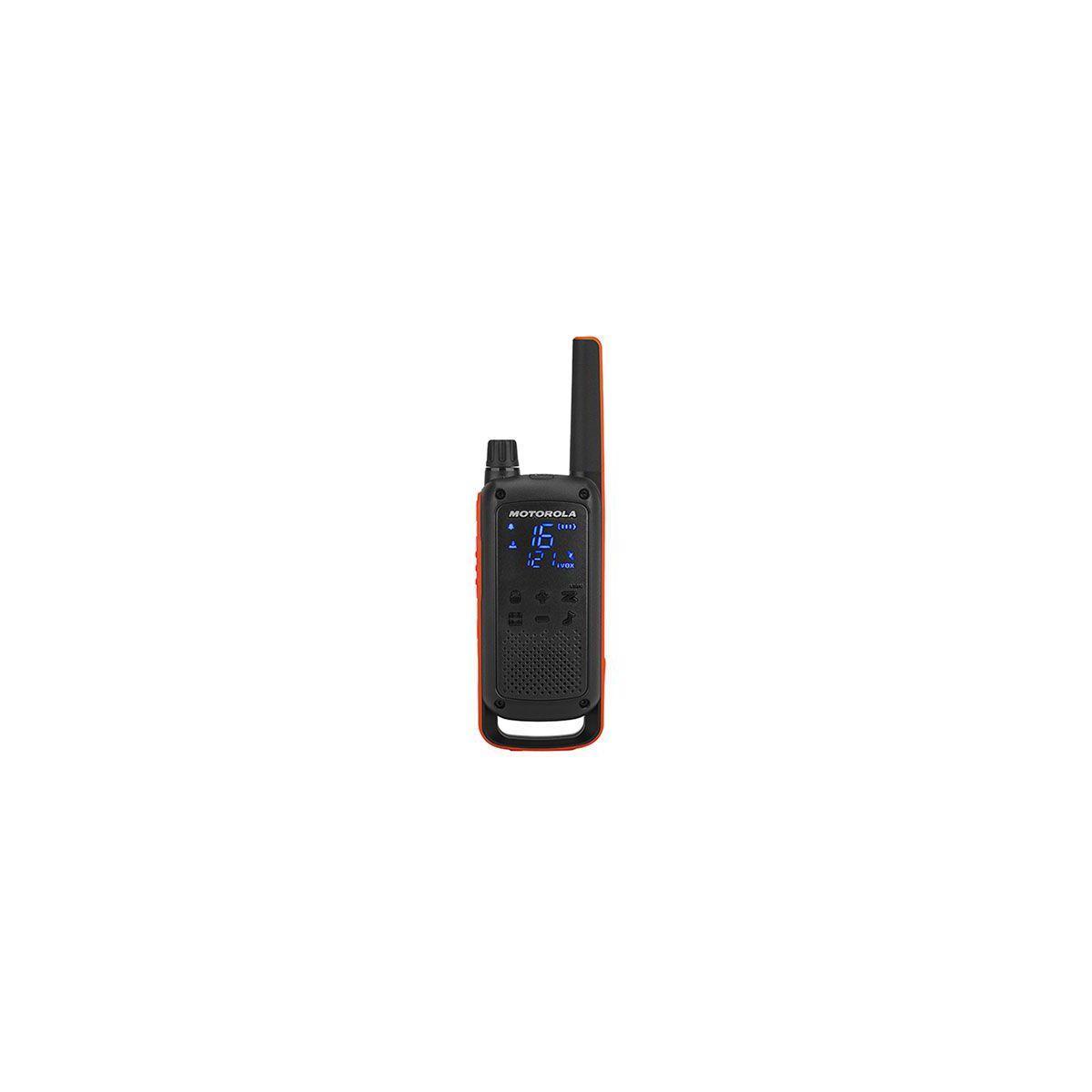 Talkie walkie motorola t82 (photo)