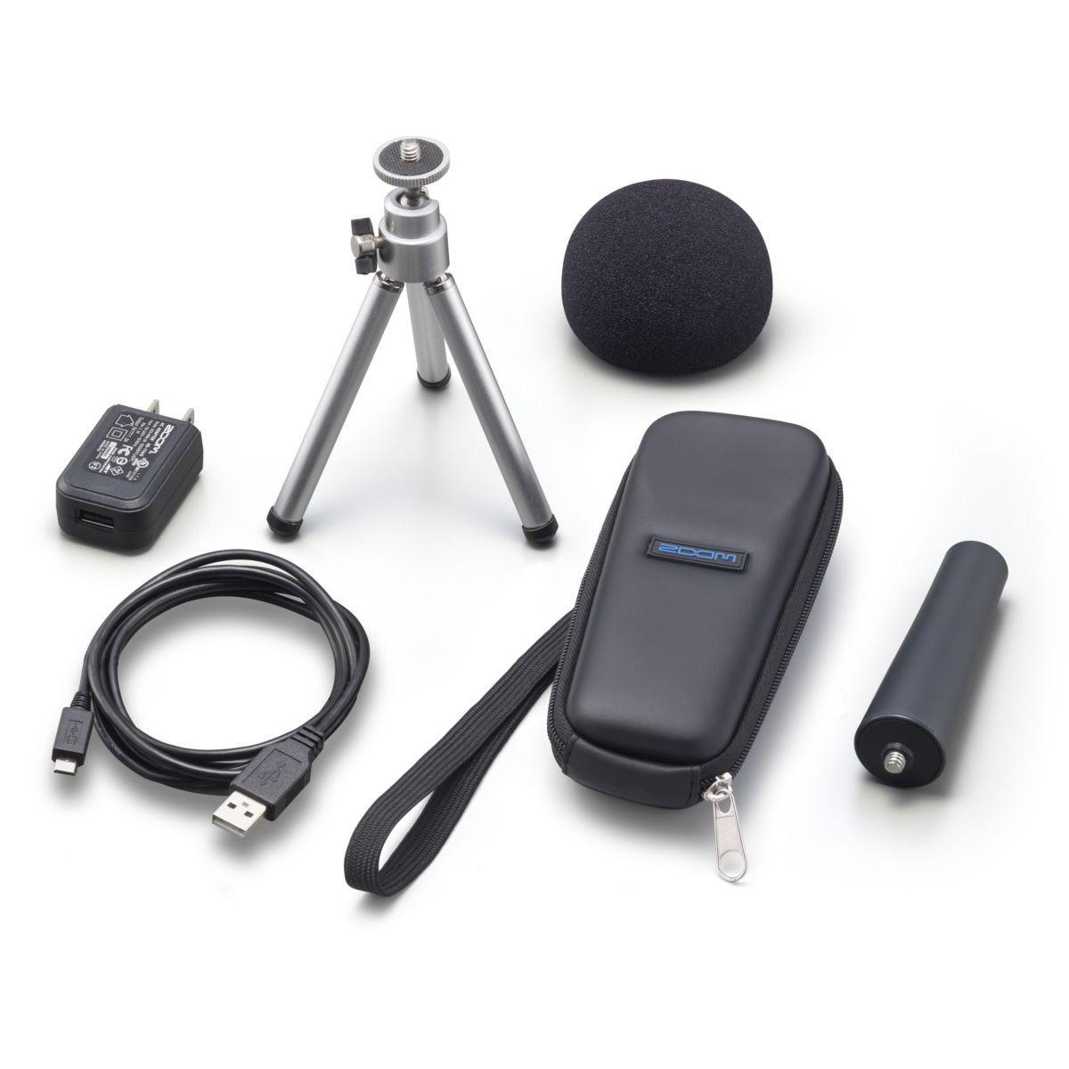 Kit d'accessoires zoom aph-1 - pack d'accessoires pour h1 - livraison offerte : code liv (photo)