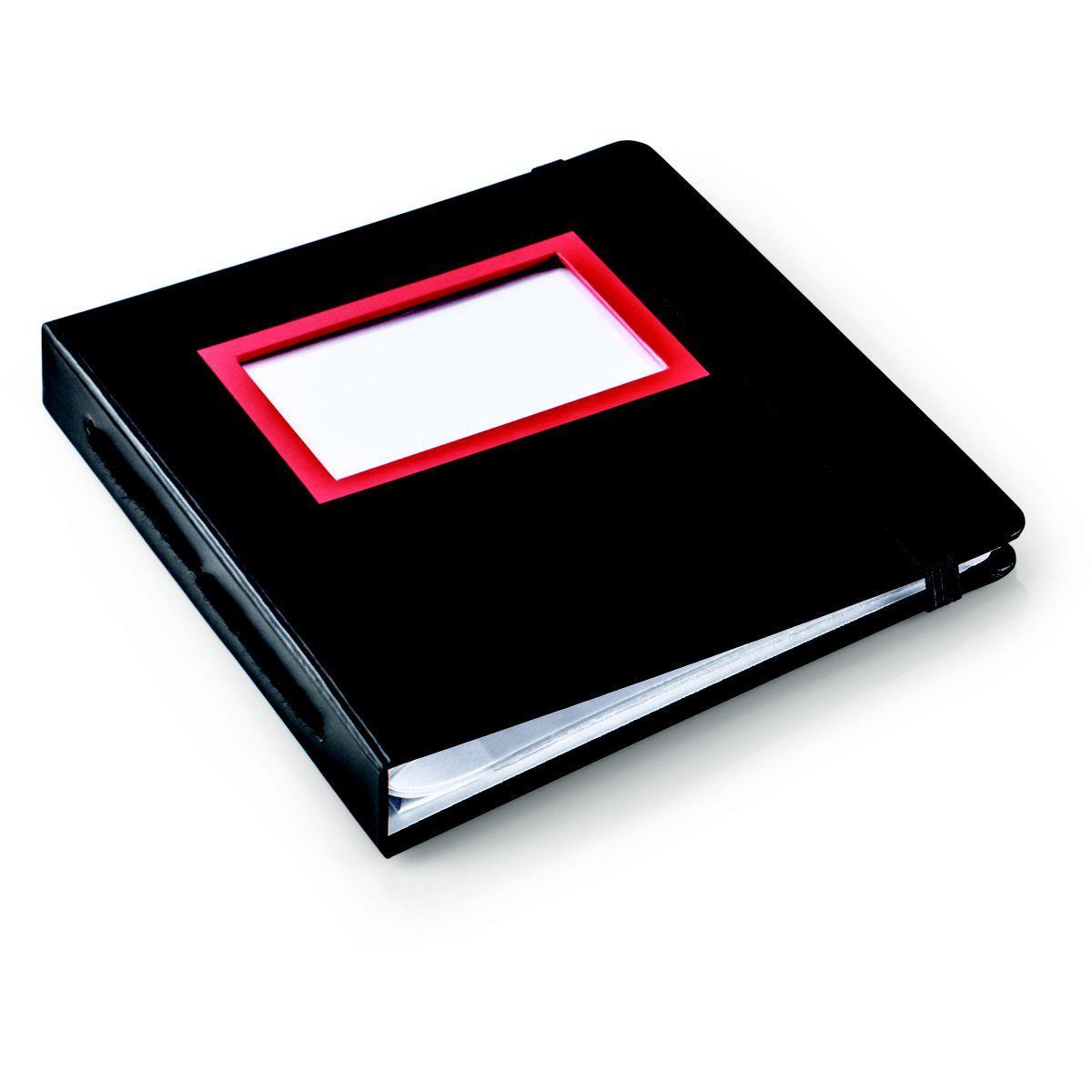 Album hp noir et rouge sprocket - 2% de remise imm�diate avec le code : paques2 (photo)